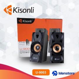 Kisonli U-9003 Computer Multimedia Speakers