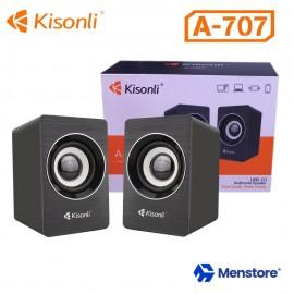 Kisonli A-707 USB 2.0 Multimedia Speaker