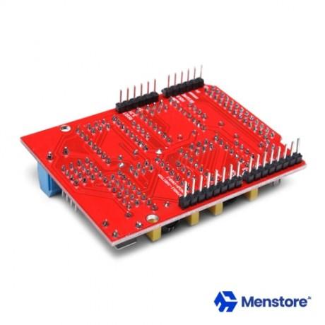 CNC Shield V3.0 Expansion Board for CNC / 3D Printer / Laser Cutter