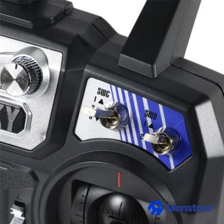 FlySky FS-I6 2.4G 6CH RC Transmitter With FS-IA6 / IA6B Receiver