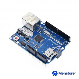 W5100 Ethernet Shield Network Expansion Board
