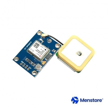 NEO-6M GPS Module with Antenna