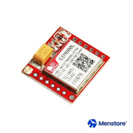 SIM800L GSM GPRS Quad-Band Network Module With Antenna