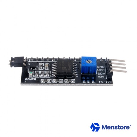 IIC I2C TWI SPI Serial Interface Module For 1602/1604/2004 LCD