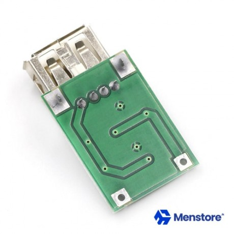 0.9V ~ 5V to 5V 600mA USB Output Charger Step Up (Boost) Power Module