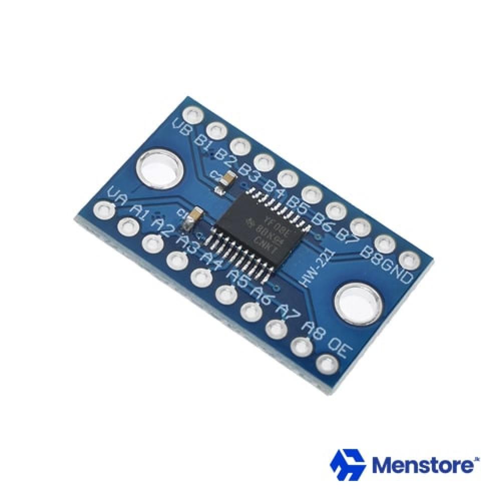 8 Channel Bi-Directional Logic Level Converter TXS0108E TXB0108