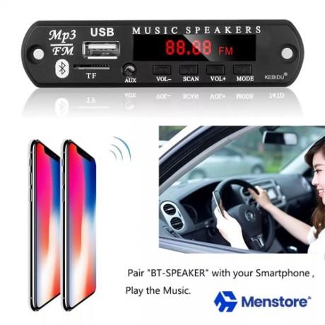 Audio MP3 Player Bluetooth USB AUX TF Radio For Car Kit