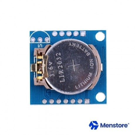 DS1307 Real Time Clock RTC I2C 24C32 Memory Module