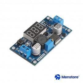 LM2596 3A DC-DC Step Down Buck Converter Module With Display
