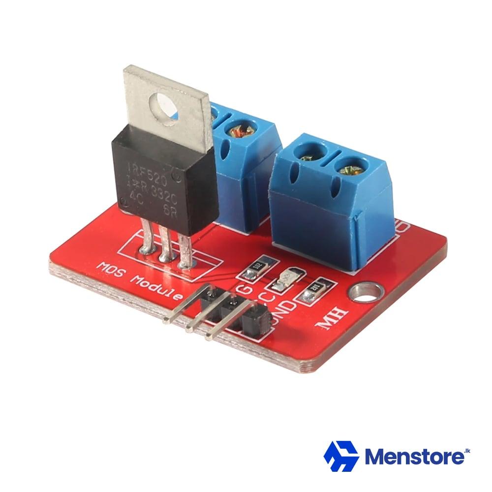 IRF520 MOSFET Module For Arduino ARM Raspberry Pi