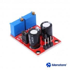 NE555 Pulse Adjustable Square Wave Signal Generator
