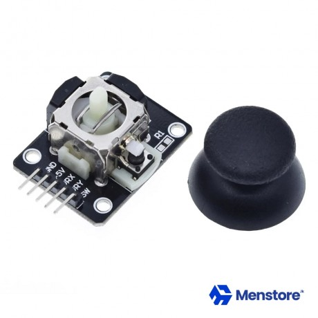 Dual Axis XY Joystick Module