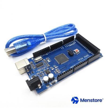 Arduino Compatible Mega 2560 ATmega2560 CH340 Development Board