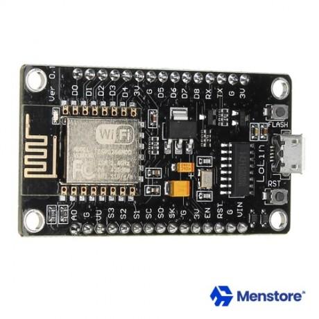 NodeMcu Lua WIFI Internet Board Base 8266 CH340