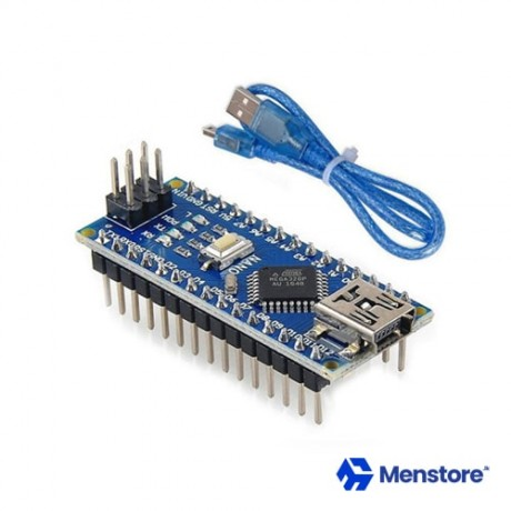 Arduino Nano 3.0 Compatible ATmega328 FT232 with Cable