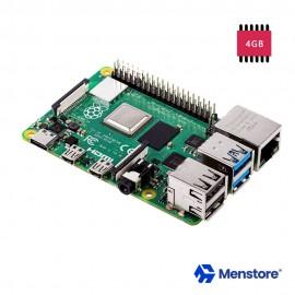Raspberry Pi 4 Model B 4GB 4 Core CPU 1.5Ghz Development Board