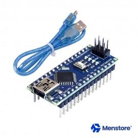 Arduino Nano V3.0 CH340G with Mini USB Cable