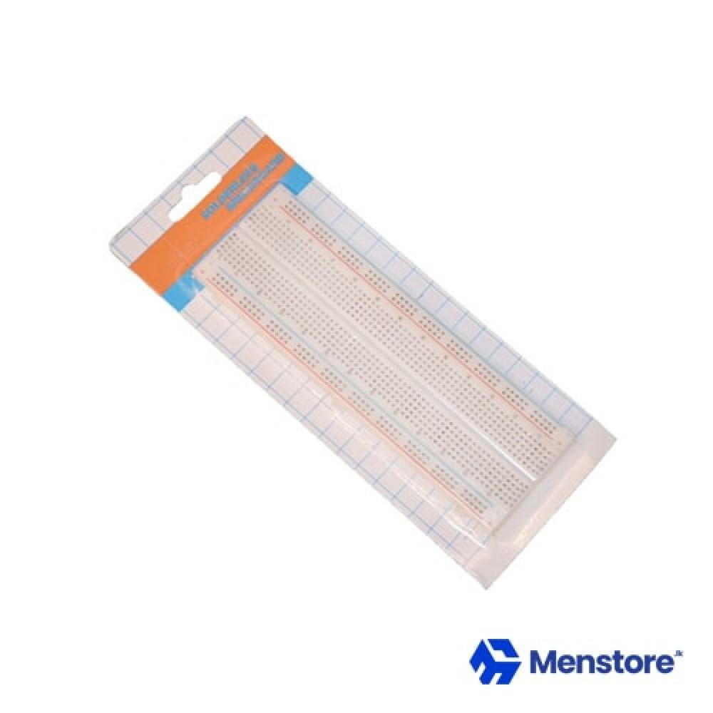 Breadboard 830 Tie Point 16.5x5.5x0.85cm