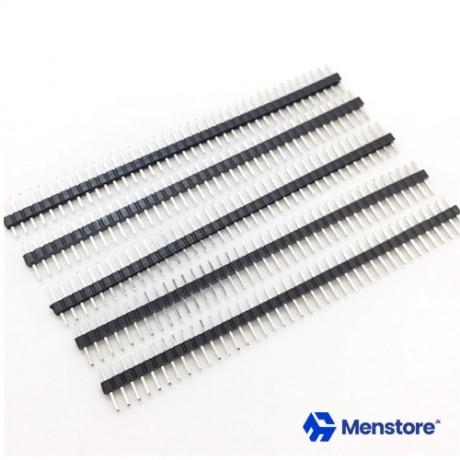 Male Pin Header Breakable Strip 2.54mm 1X40 *1Pcs
