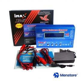 IMAX B6 80W 6A Lipo NiMh Li-Ion Ni-Cd Balance Charger With DC Adapter