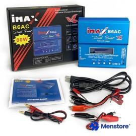 IMAX B6AC 80W 6A Lipo NiMh Li-Ion Ni-Cd Dual Balance Battery Charger