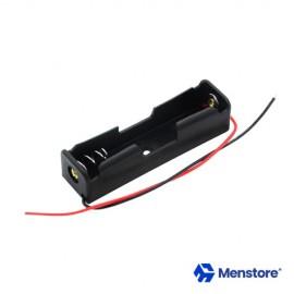 18650 Battery Holder Storage Case For Single Battery