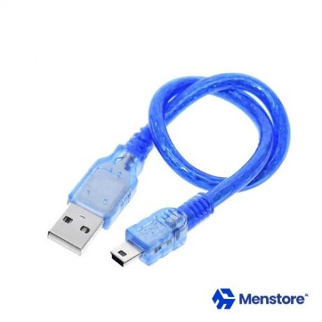 USB-A to Mini USB Cable - Arduino Nano Compatible