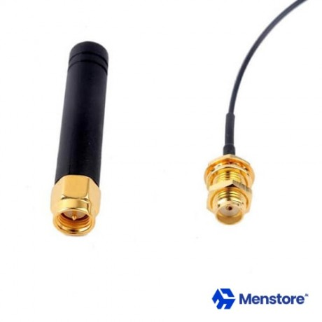 Antenna With SMA Connector For U.FL