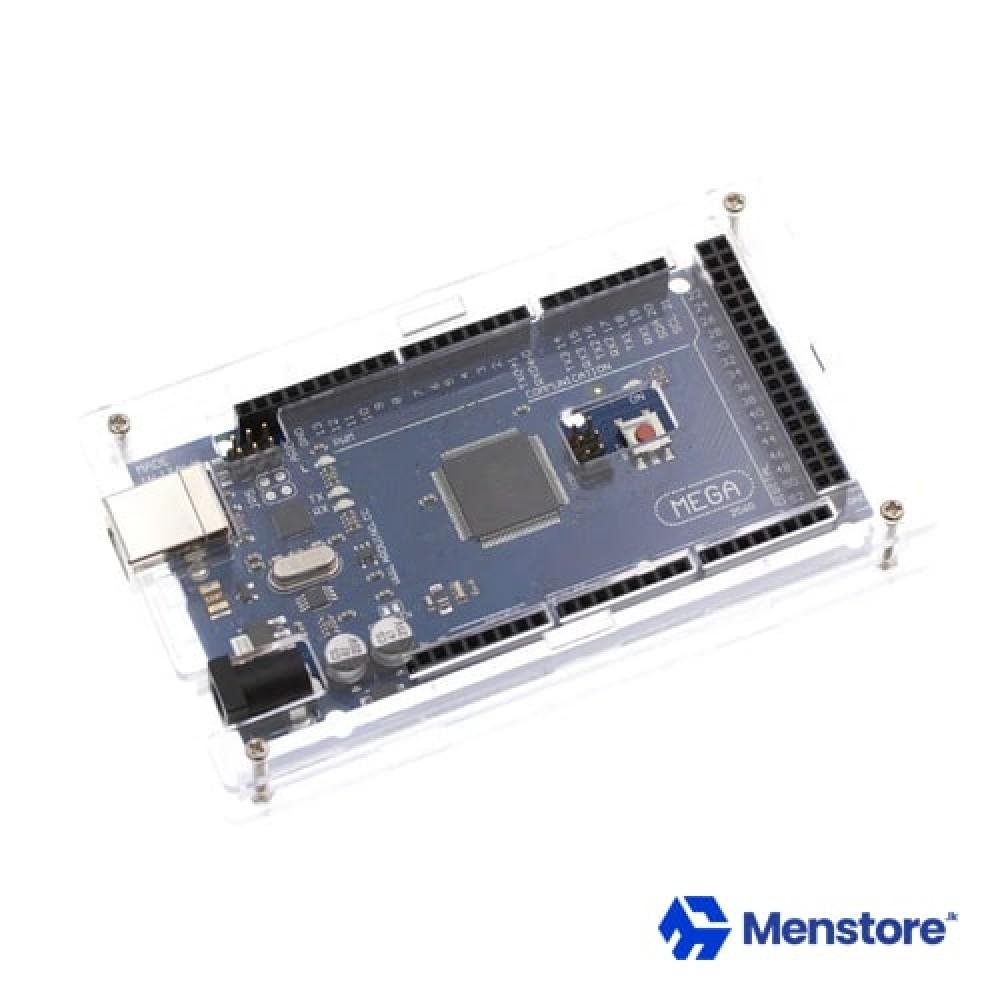 Transparent Arduino Mega Enclosure Box