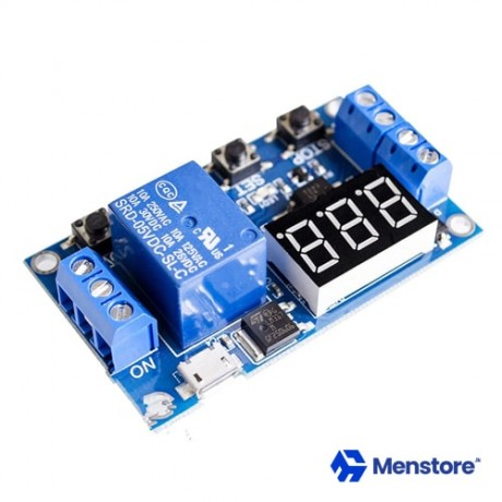Programmable Timer Switch Relay Module