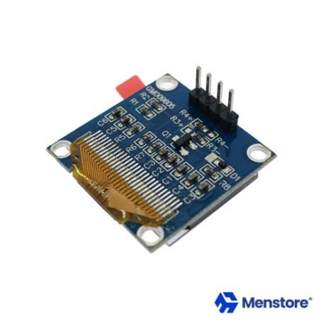 0.96 Inch 128X64 OLED Display Module I2C IIC Serial White 3.3-5V