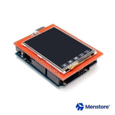 TFT LCD Shield 2.4 Socket Touch Panel Module
