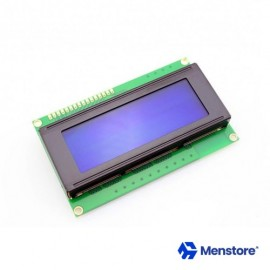 LCD 2004 20X04 Character Display Module with Blue Backlight