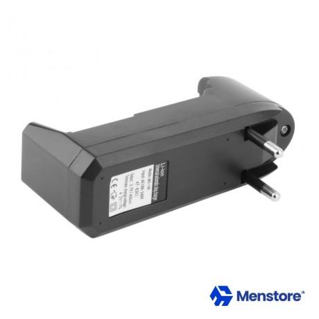 18650 16340 Li-Ion 3.7V Single Battery Charger