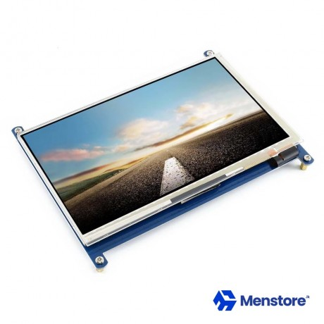 7 inch HDMI LCD Display Capacitive Touch Screen for Raspberry Pi