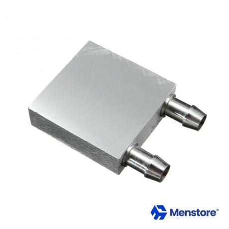 Aluminum Water Cooling Block Liquid Cooler for Peltier Element and CPU 40x40mm
