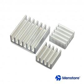 Raspberry Pi Heatsink Cooler Aluminum Heat Sink Set