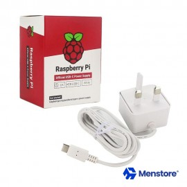 Raspberry Pi 4 Official Power Supply Made in UK