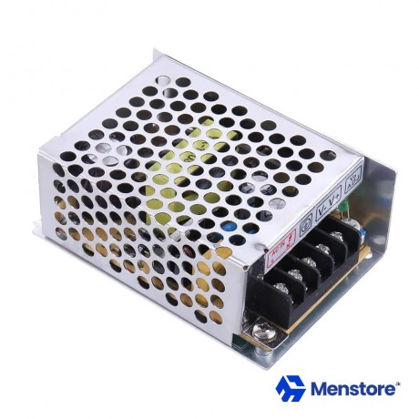 12V 5A SMPS Metal Case Power Supply