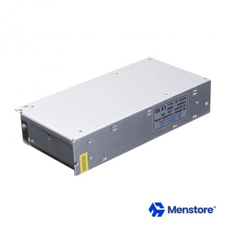 12V 15A SMPS Metal Case Power Supply