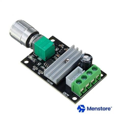 6V 12V 24V 28V 3A 80W DC PWM Motor Speed Controller