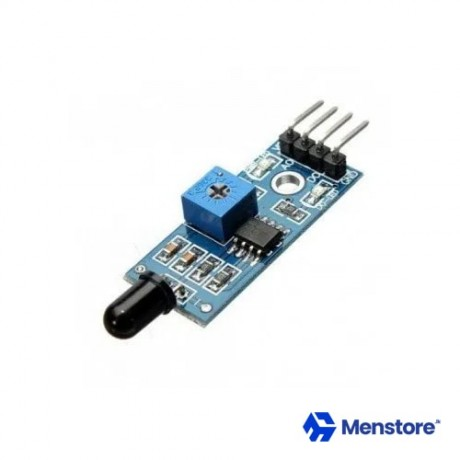 IR Infrared 3 Wire Flame Detection Sensor