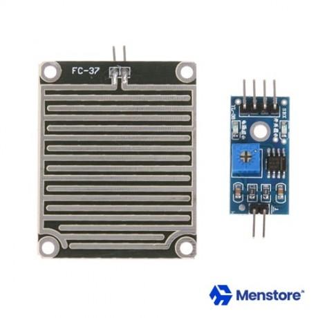 Raindrops Detection Sensor Module For Arduino