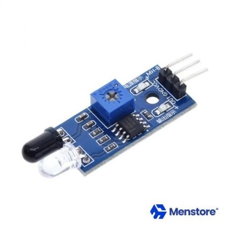 IR Infrared Obstacle Avoidance Sensor Module Adjustable