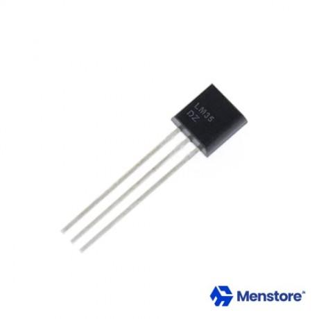 LM35 92 Precision Centigrade Temperature Sensor