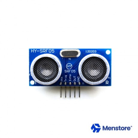 Ultrasonic Distance Measuring HY-SRF05 or HC-SR05