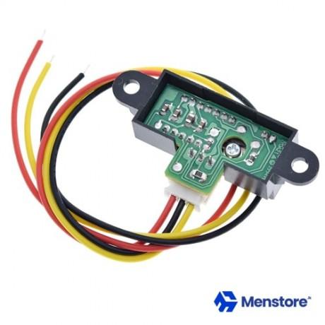 GP2Y0A21YK0F SHARP Analogue IR Distance 10 To 80cm Sensor
