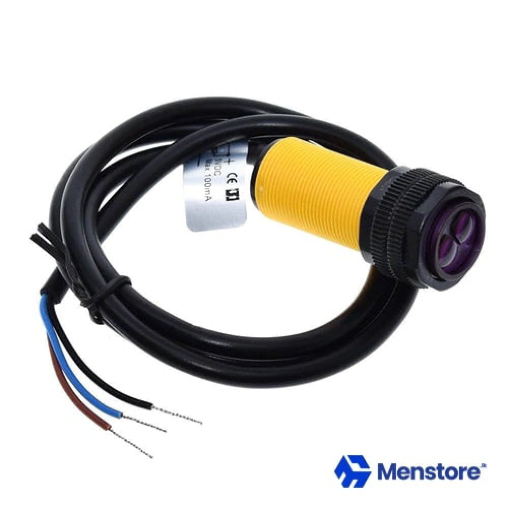 E18-D80NK IR Infrared Obstacle Avoidance Proximity Switch 3-80cm Adjustable
