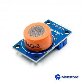 MQ-3 Alcohol-Ethanol Gas Sensor Module