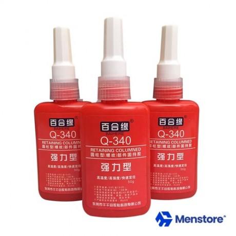 Q-340 Thread locker Adhesive Compound 50g